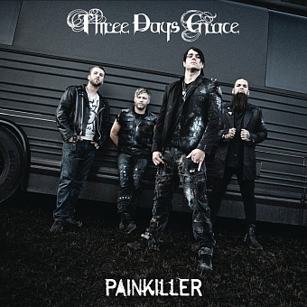Three Days Grace - Painkiller piano sheet music