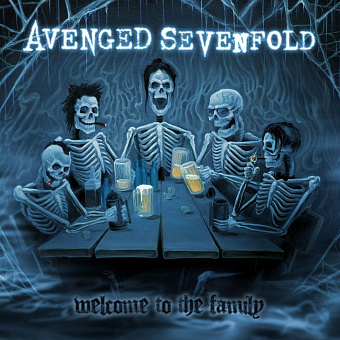 Avenged Sevenfold - Welcome to the Family piano sheet music