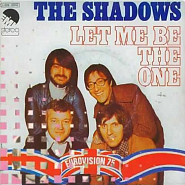 The Shadows - Let Me Be the One piano sheet music