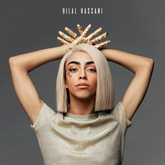 Bilal Hassani - Roi piano sheet music