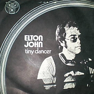 Elton John - Tiny Dancer  piano sheet music