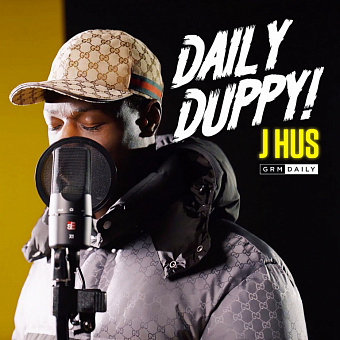 J Hus - Daily Duppy piano sheet music