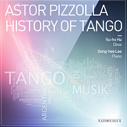 Astor Piazzolla - Histoire du tango - Concert d'aujourd'hui piano sheet music