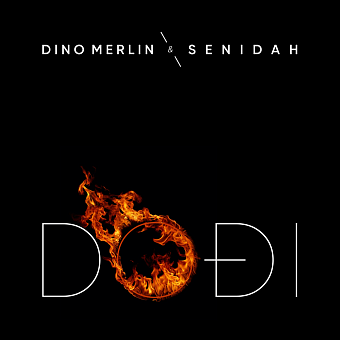 Dino Merlin, Senidah - Dođi piano sheet music