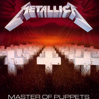Metallica - Master Of Puppets piano sheet music