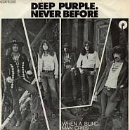 Deep Purple - When a Blind Man Cries piano sheet music