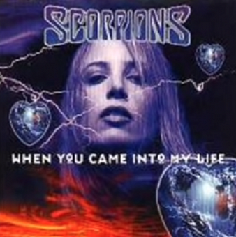 Scorpions - When You Come Into My Life piano sheet music