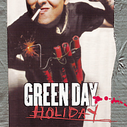 Green Day - Holiday piano sheet music