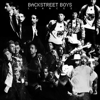 Backstreet Boys - Chances piano sheet music