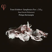 Franz Schubert - Symphony No. 3 in D Major, D. 200, IV. Presto vivace piano sheet music