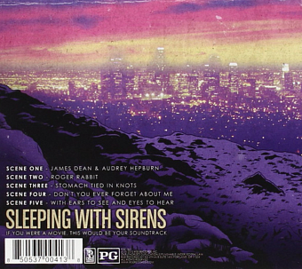 Sleeping with Sirens - Roger Rabbit piano sheet music
