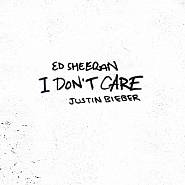 Ed Sheeran and etc - I Don't Care piano sheet music