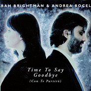 Sarah Brightman and etc - Time to Say Goodbye piano sheet music