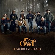 Zac Brown Band - The Woods piano sheet music