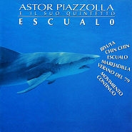 Astor Piazzolla - Escualo piano sheet music