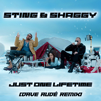 Sting, Shaggy - Just One Lifetime piano sheet music