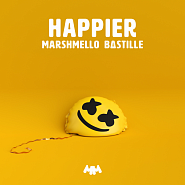 Marshmello and etc - Happier piano sheet music