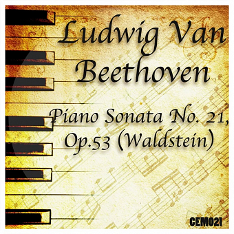 Ludwig van Beethoven - Piano Sonata No. 21 in C major, Op. 53 piano sheet music