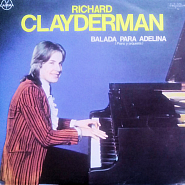 Richard Clayderman - Balada para Adelina piano sheet music