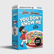 Jax Jones and etc - You Don't Know Me piano sheet music