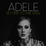 Adele - Set Fire To The Rain piano sheet music