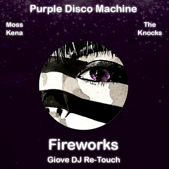 Purple Disco Machine, Moss Kena, The Knocks - Fireworks piano sheet music