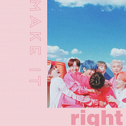 BTS - Make It Right piano sheet music