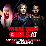 David Guetta and etc - Where Them Girls At piano sheet music