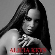 Alicia Keys - Try Sleeping With A Broken Heart piano sheet music