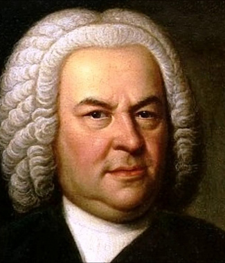 Johann Sebastian Bach piano sheet music