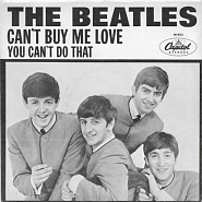 The Beatles - Can't Buy Me Love piano sheet music