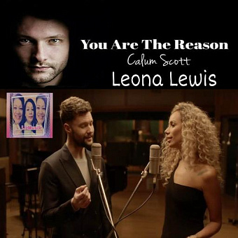 Calum Scott, Leona Lewis - You Are the Reason piano sheet music