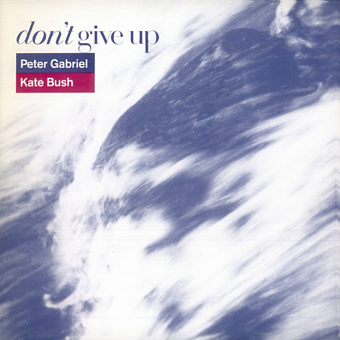 Peter Gabriel, Kate Bush - Don't Give Up piano sheet music