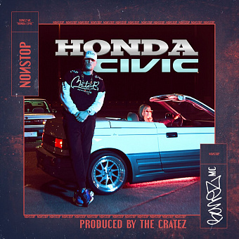 Bonez MC, The Cratez - Honda Civic piano sheet music