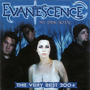 Evanescence - My immortal piano sheet music