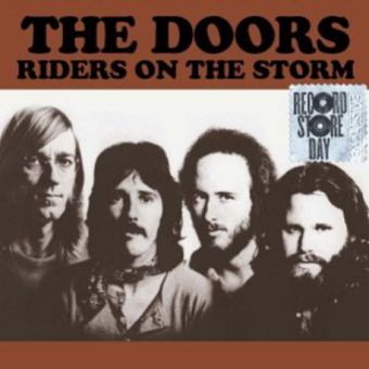 The Doors - Riders On The Storm piano sheet music