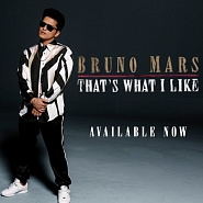 Bruno Mars - That's What I Like piano sheet music