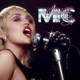 Miley Cyrus - Midnight Sky piano sheet music