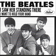 The Beatles - I Saw Her Standing There piano sheet music