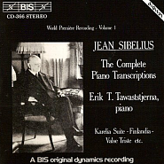 Jean Sibelius - Piano Sonata in F Major, Op. 12 piano sheet music