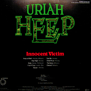 Uriah Heep - Choices piano sheet music