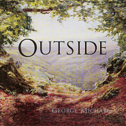 George Michael - Outside piano sheet music