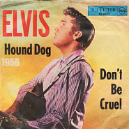 Elvis Presley - Hound Dog piano sheet music