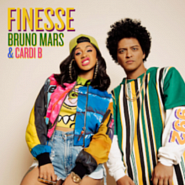 Cardi B and etc - Finesse piano sheet music