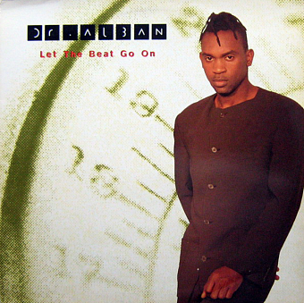 Dr. Alban - Let The Beat Go On piano sheet music