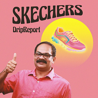 DripReport - Skechers piano sheet music