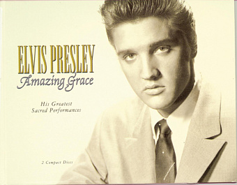 Elvis Presley - Amazing Grace piano sheet music