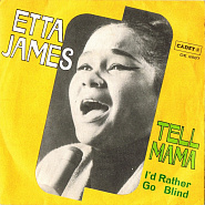 Etta James - I'd Rather Go Blind piano sheet music