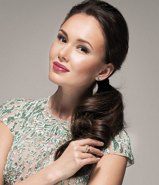 Aida Garifullina piano sheet music
