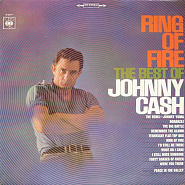 Johnny Cash - Ring of Fire piano sheet music